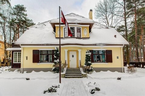 Продажа дома, Visbijas prospekts - Фото 1