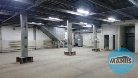 Теплый склад в 1км от МКАД по Щелковскому шоссе, Аренда склада в Балашихе, ID объекта - 900258155 - Фото 1