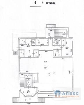 Продажа офиса пл. 1324 м2 м. Серпуховская в особняке в Замоскворечье - Фото 4