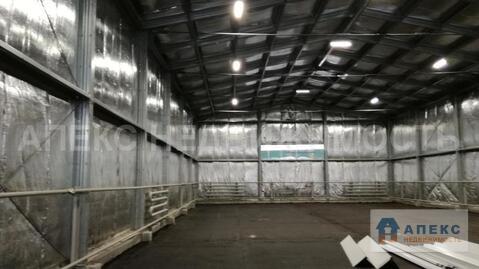 Аренда склада пл. 450 м2 Мытищи Ярославское шоссе в складском . - Фото 1
