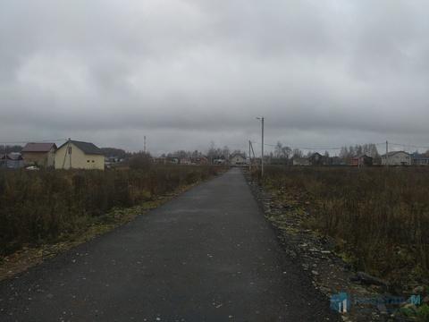 Земельный участок 11,3 соток в Щелковском районе. - Фото 1