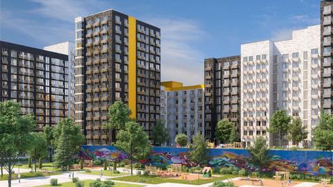 Квартира в ЖК Москвичка