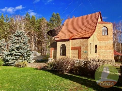 Продажа дома, Черная Речка, Тюменский район - Фото 1