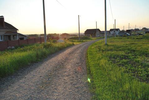 Элитный массив, 15 соток ИЖС, 5 км до города, собственник, ровный - Фото 4