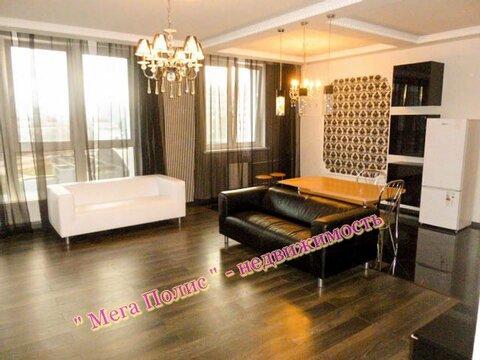 Сдается 3-х комнатная квартира 103 кв.м. в новом доме ул. Ленина 139 - Фото 1
