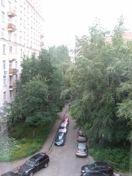 1шка на Ленинском пр-те окнами во двор - Фото 2