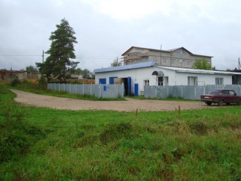 Выгодно помещения на 24 сотках, п.Лотошино, ул. Сушзаводская - Фото 1