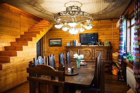 Уникальный дом в небольшом закрытом посёлке в сосновом бору. - Фото 3