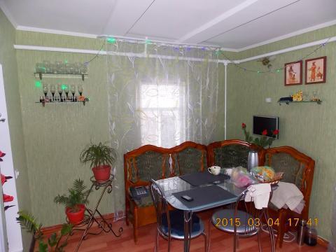 Уютный рубленый дом с новым ремонтом в г. Усмань Липецкой области - Фото 3