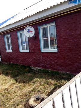 Кирпичный дом с газом - Фото 1