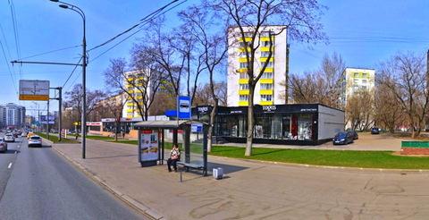 Торговое (общепит) помещение 460 м2 на первой линии Волгоградского пр. - Фото 1