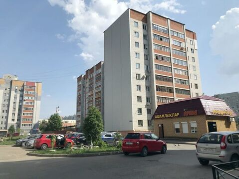 2-комнатная квартира 52 кв.м. 5/9 кирп на ул. Академика Парина, д.18 - Фото 2