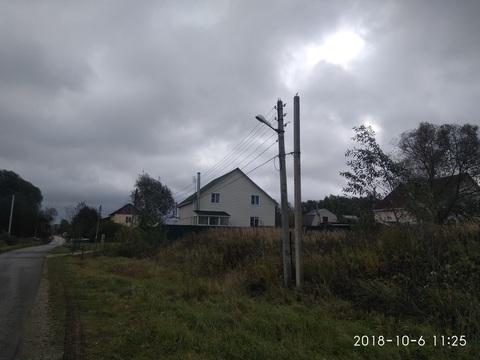 Участок в Подольске, ИЖС, Большое Толбино - Фото 4