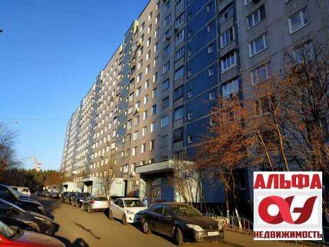 3-х комнатная квартира в г. Видное, ул. Жуковский проезд, д. 5. - Фото 3