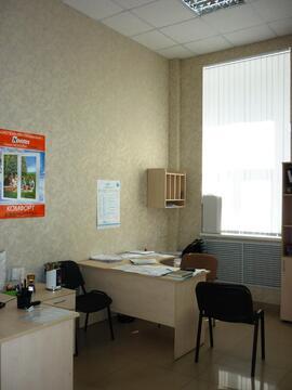 Офисное помещение 210м2 (1 линия) с евроотделкой в центре города. - Фото 5