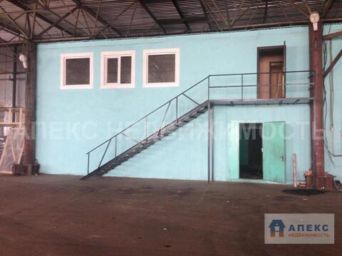 Аренда помещения пл. 1800 м2 под склад, производство Чехов . - Фото 4