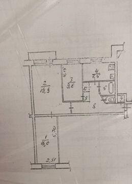 Продажа квартиры, Семенково-2, Вологодский район, 11 - Фото 2
