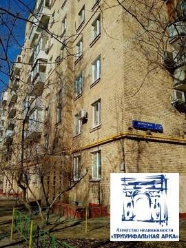 Продажа квартиры, м. Преображенская площадь, Ул. Знаменская - Фото 1