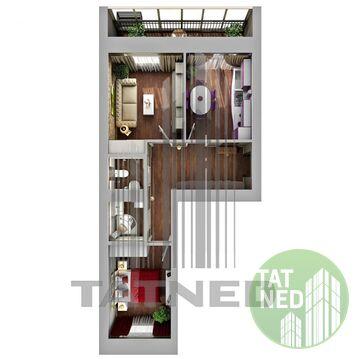 Продажа: Квартира 2-ком. Ершова 62д - Фото 3