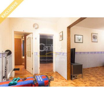 Продается трехкомнатная квартира на улице Митинская, дом 25, корпус 2, Продажа квартир в Москве, ID объекта - 322599516 - Фото 1