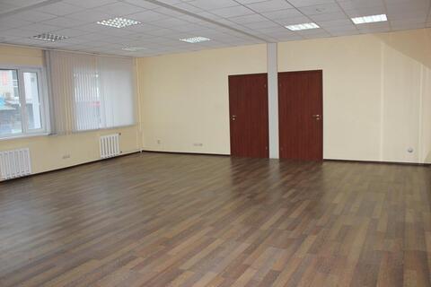 Офисное помещение 125 м2 в Октябрьском районе - Фото 5