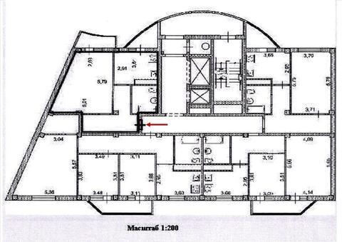 1 к квартира на Губкина 17 И - Фото 4