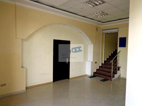 Торгово-офисное помещение 140,5 кв.м. на 1 этаже офисного здания на. - Фото 2