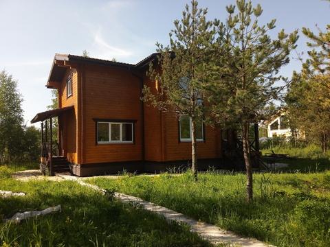 Продается зимний дом 170 кв.м. на уч 10 сот в массиве Блудное - Фото 2