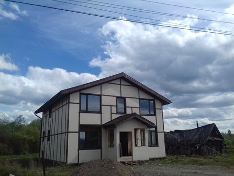 Дом в д. Большая Мось - Фото 1
