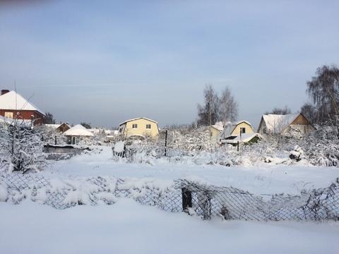 Продам участок на берегу озера рядом с г.Раменское - Фото 1