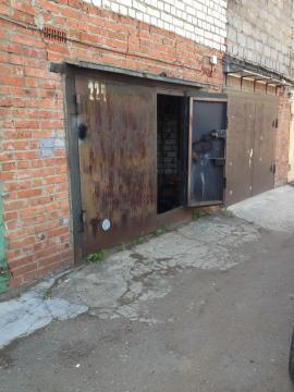 Продается гараж возле бани