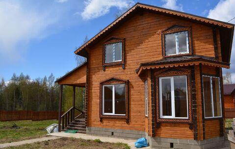 Новый брусовой утеплённый дом в 35 км от Сергиев-Посада - Фото 3