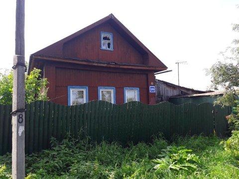 Продажа дома, 40 м2, г Киров, Новая, д. 26 - Фото 1