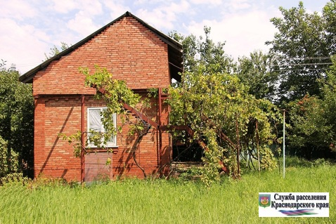 Садовый дом в пос. Знаменском. - Фото 1