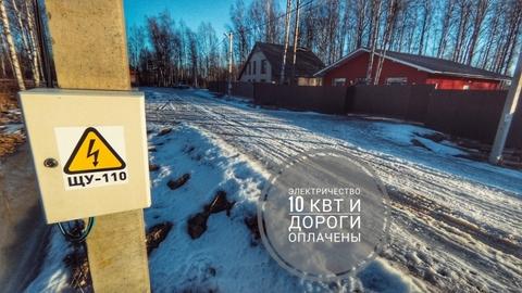 Кп Форпост, ИЖС, 10,5сот, Ломоносовский район - Фото 5