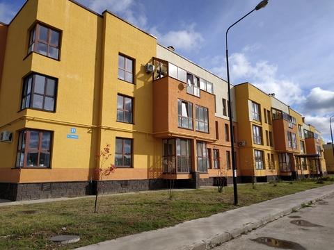 """Продается 2-х комнатная квартира в кирпичном доме в Эко-парк """"Сосны"""". - Фото 2"""