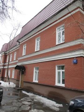 Москва, Новая Басманная, дом 18, стр 4, офис 20 кв.м - Фото 1