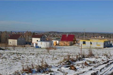 Участок под строительство дома в 25 км. от Перми - Фото 2