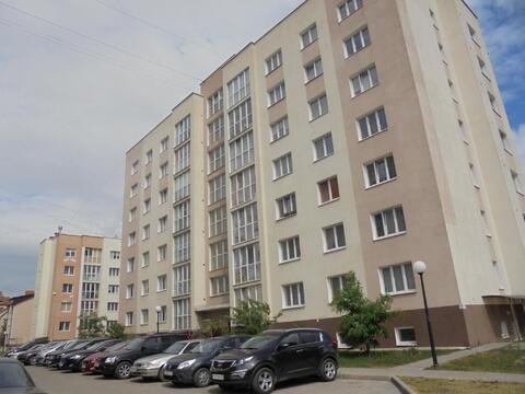 4 500 000 Руб., Продаётся двухкомнатная квартира на ул. Галактическая, Купить квартиру в Калининграде по недорогой цене, ID объекта - 315496233 - Фото 1