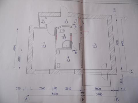 Продам квартиру с евроремонтом в п.Парфино - Фото 1