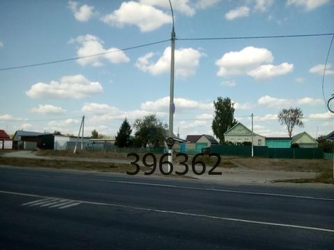 Продаю земельный участок 15сот 1я линия, трасса м5 - Фото 1