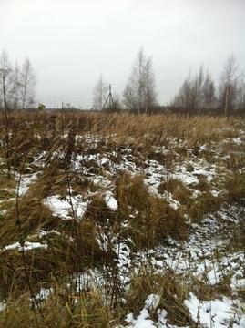 Продам земельный участок ЛПХ Клин 8 соток - Фото 3