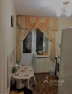 3-к кв. Татарстан, Казань ул. Вишневского, 14 (61.3 м) - Фото 2