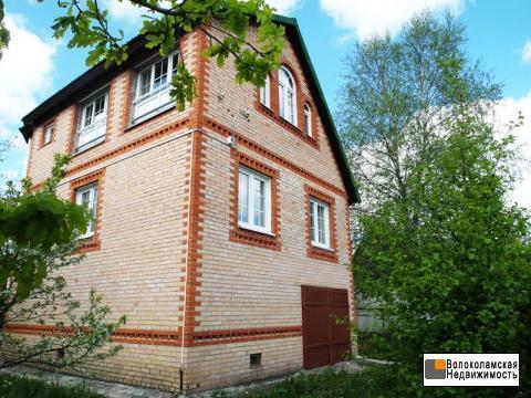 Благоустроенный обжитой дом в Волоколамском районе. Заезжай и живи! - Фото 4