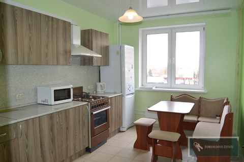 20 000 Руб., Сдается однокомнатная квартира, Снять квартиру в Домодедово, ID объекта - 333851076 - Фото 1