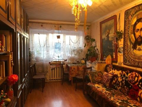 Двухкомнатная квартира в Струнино, мкр.Дубки, д.5 - Фото 1