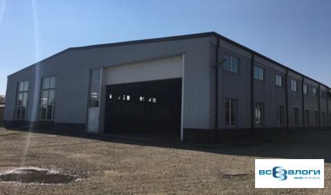 Продажа производственного помещения, Усть-Лабинский район - Фото 2