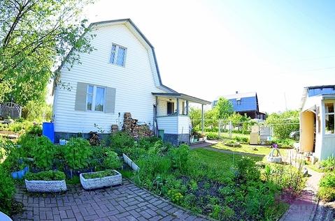 Продается дом 80 кв.м, д.Белозерово, СНТ «Островня» - Фото 4
