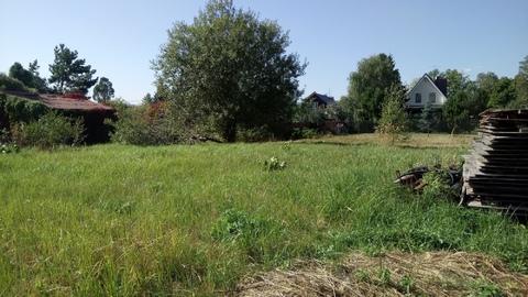 Продается земельный участок 30 соток в д.Витенево Мытищинского района - Фото 1
