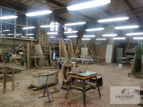 Производственно-складское помещение 600 кв.м. - Фото 1